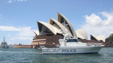 Mega porti: Sydney