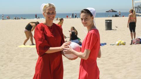 Breaking Amish Los Angeles