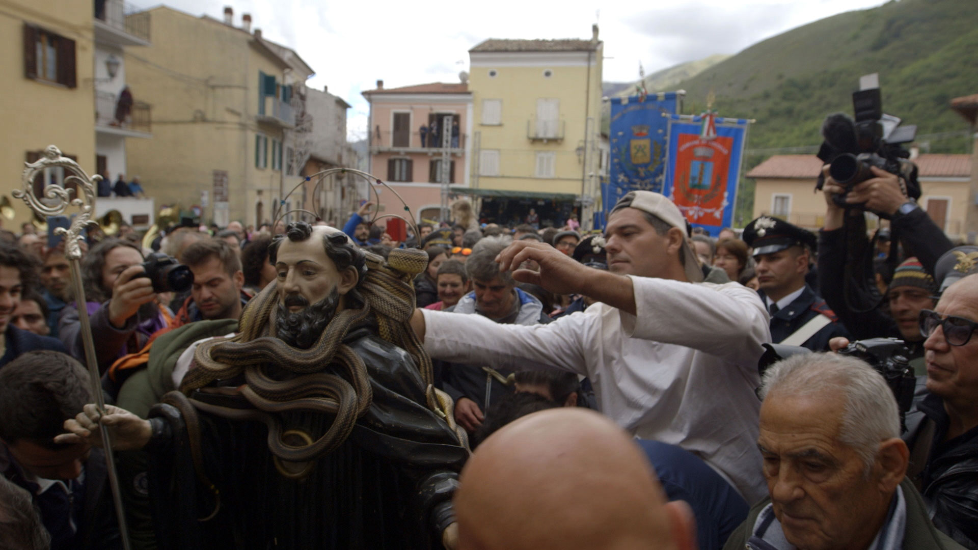 Wild Frank: Italia 1x01 Espa&ntildeol Disponible
