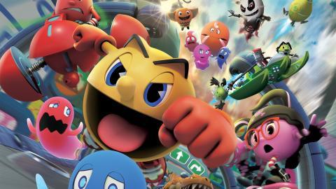 Pac-Man e le avventure mostruose