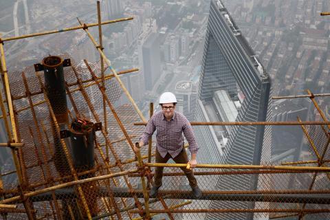 Mega ingegneria: Cina