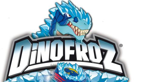 Dinofroz dragons' revenge
