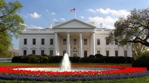 Com'e fatta la Casa Bianca