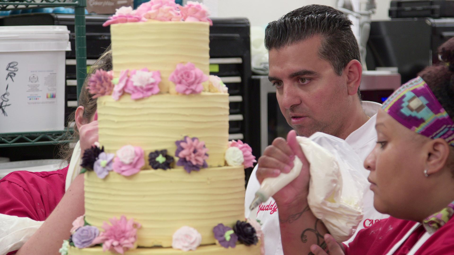 Il boss delle torte 1 stagione streaming