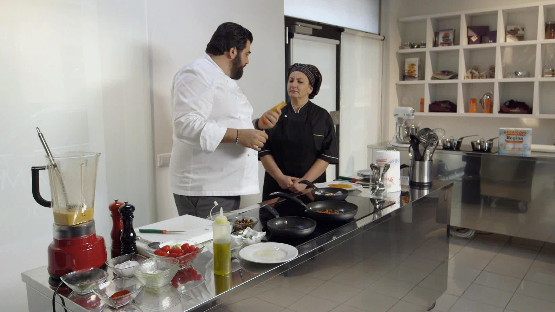 Cucine da incubo italia antonino cannavacciuolo a castiglione delle stiviere con knam dplay - Cucine da incubo italia ...