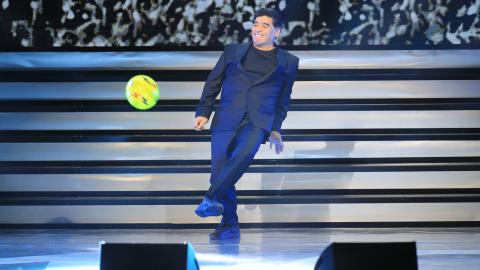 Tre volte 10 - Speciale Maradona