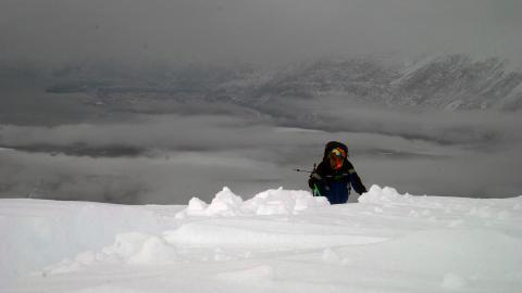 Alaska: la tempesta killer
