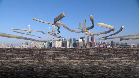 Desmontando la ciudad
