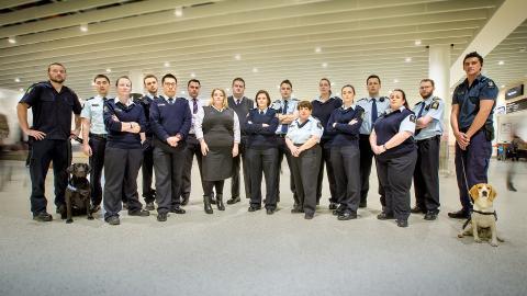 Airport Security Nuova Zelanda