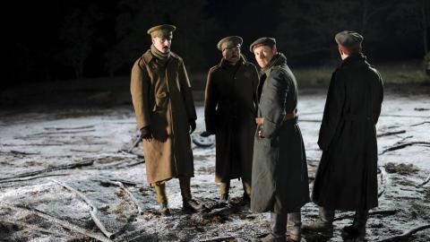 El Infierno de la primera guerra mundial