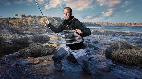 Pesca extrema con Robson Green