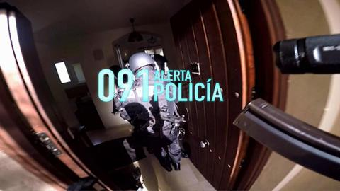 091 Alerta policía