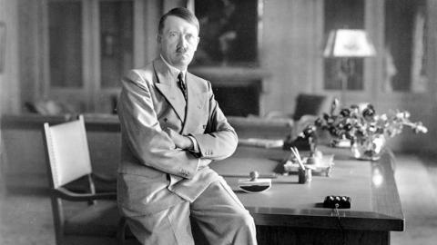 Hitler, Mi lucha