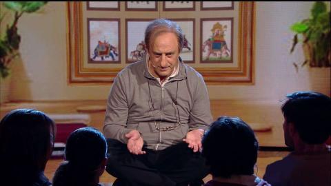 Il guru dello yoga