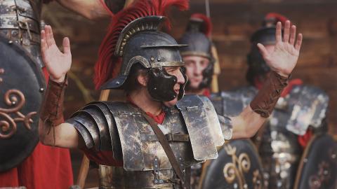 Roma: il trionfo e la caduta