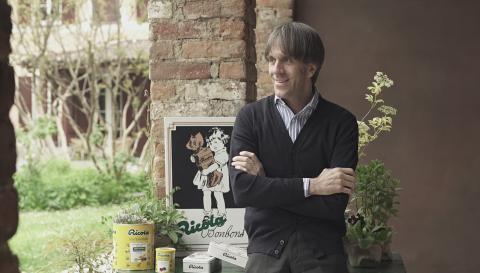 7 erbe in 7 ricette dello chef Davide Oldani