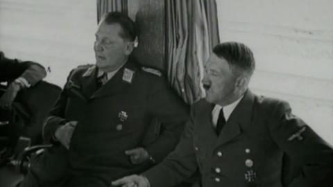 Il mega treno di Hitler
